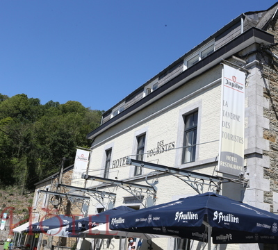 Hôtel des Touristes - Extérieur